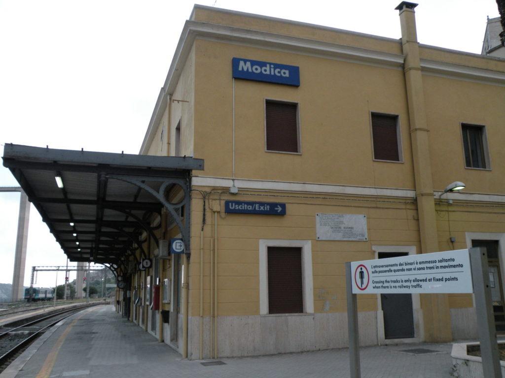 モディカ駅