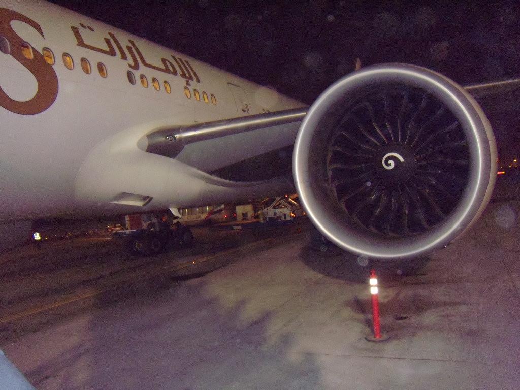 ドバイ空港1