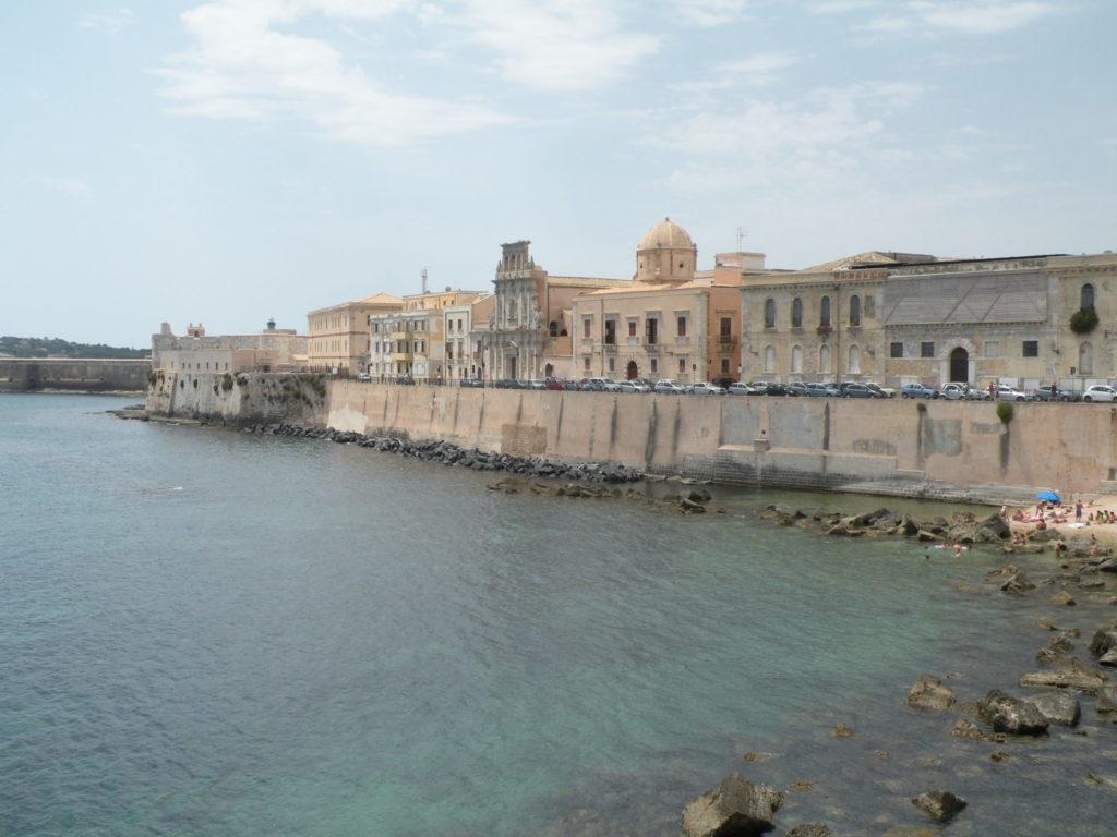 シラクーザ オルティージャ島