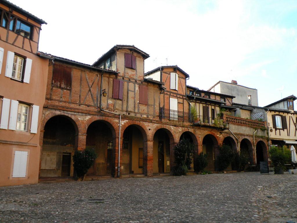 アルビ旧市街