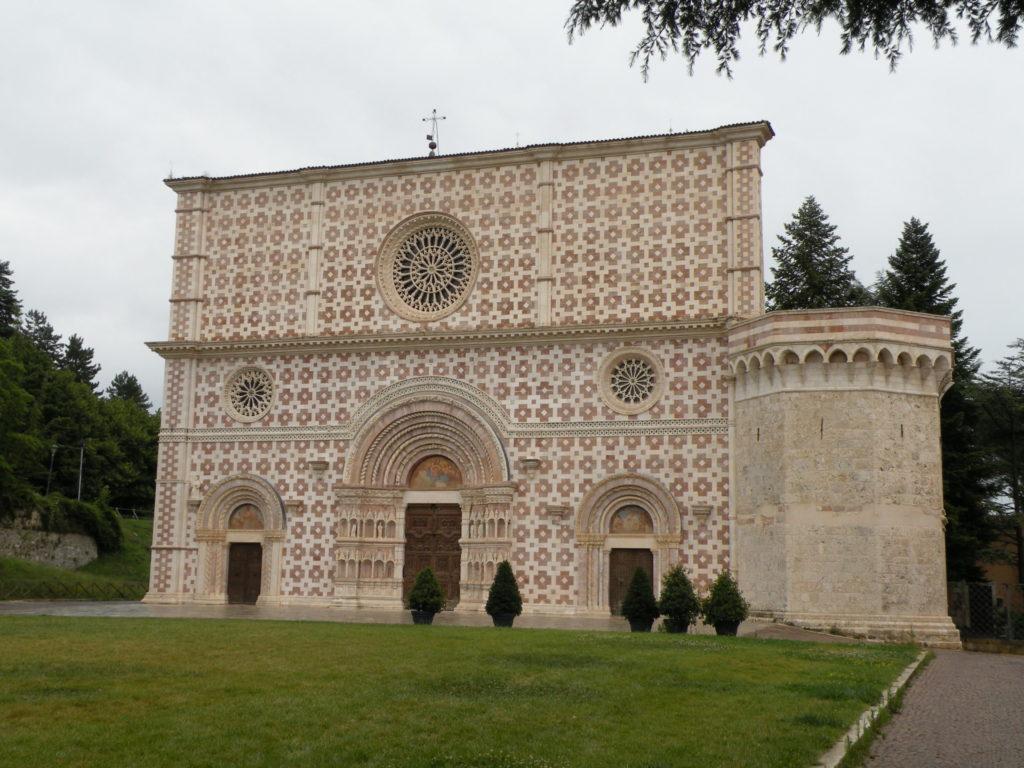 サンタ・マリーア・ディ・コッレマッジョ聖堂