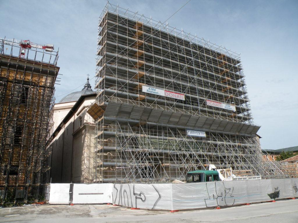 サン・ベルナルディーノ聖堂