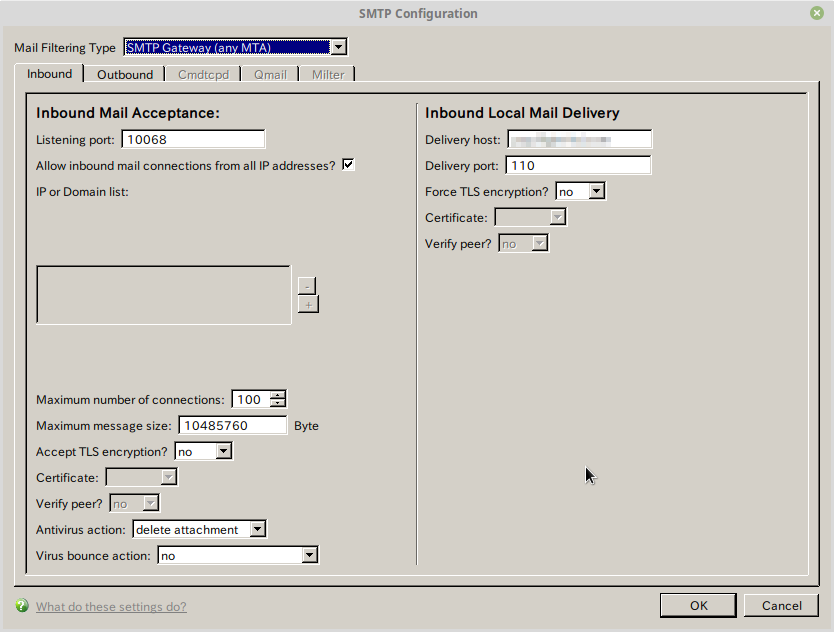 Comodo Antivirus for Linuxスクリーンショット8