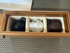 奇古堂の携帯用台湾茶器6