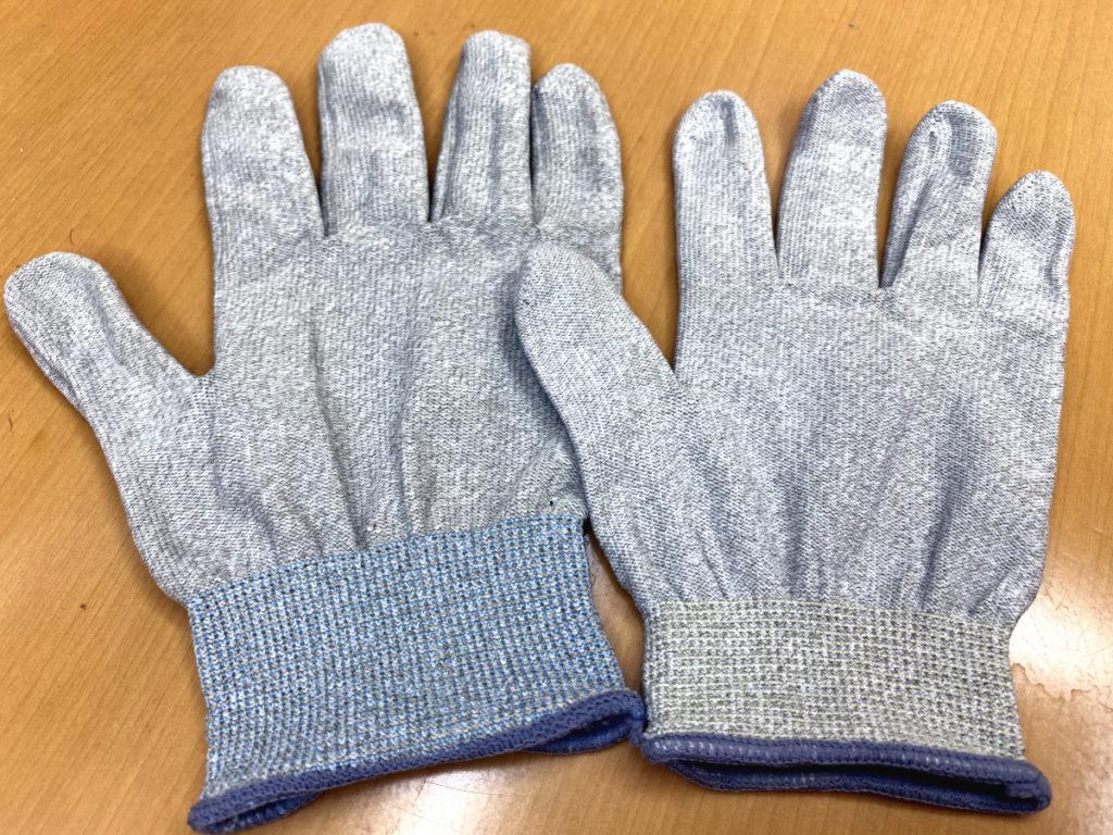 銅繊維製抗菌手袋2MyHands3