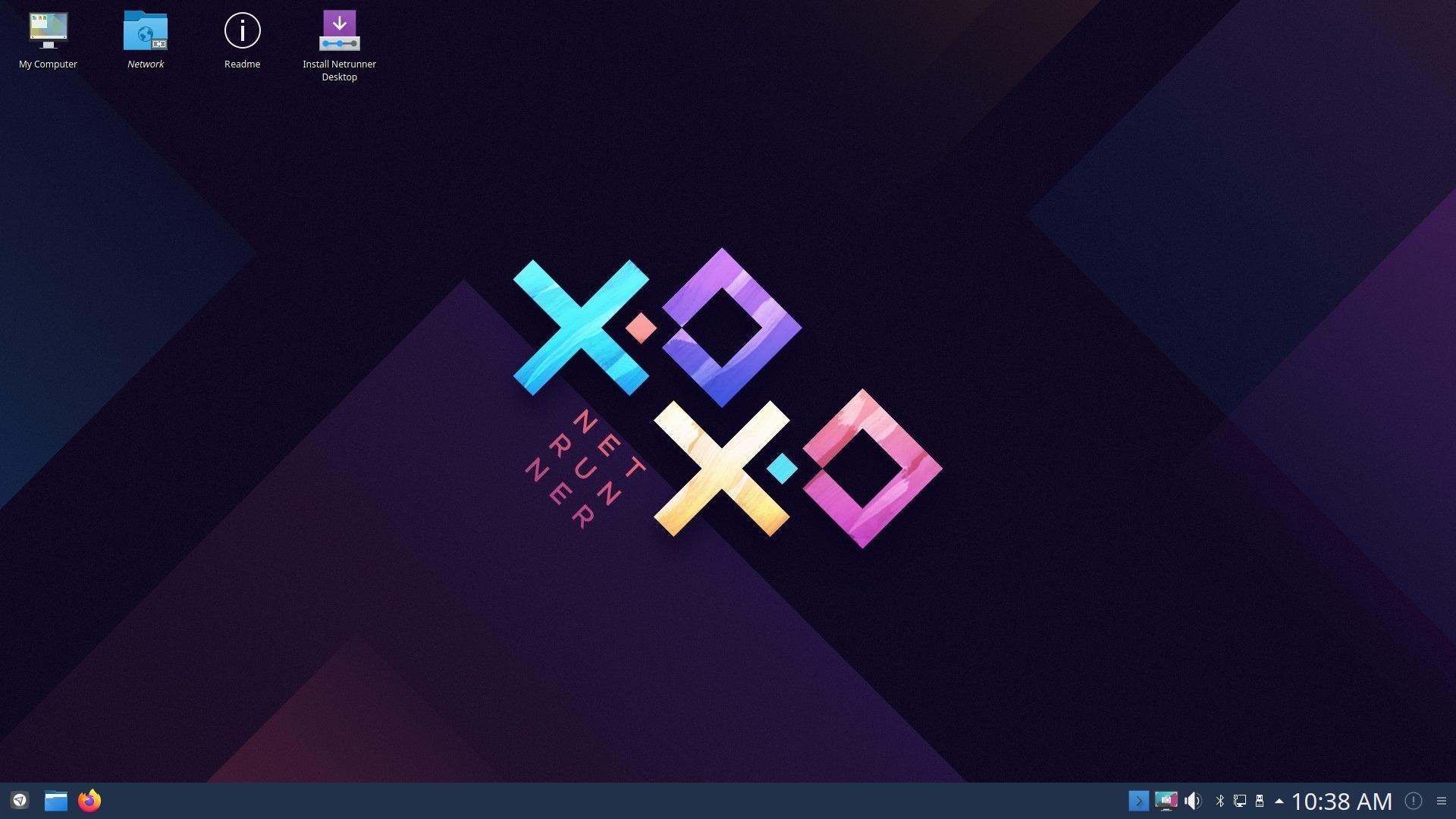 Netrunnuer デスクトップ