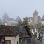 Semur, France