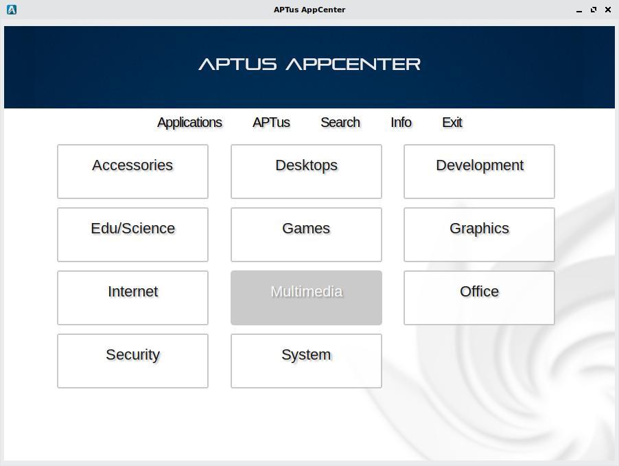 APTus AppCenter